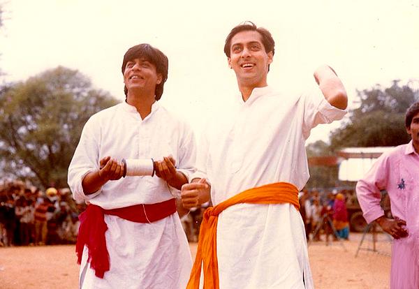 salman khan Shahrukh Khan karan arjun