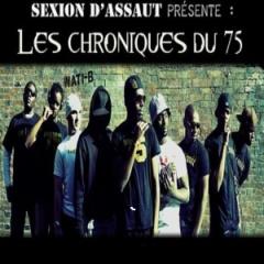 Sexion D Assaut   Les Chroniques Du 75