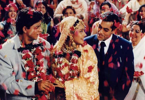 salman khan Shahrukh Khan kajol kuch kuch hota hai