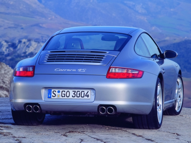 Allo Image 2006 Porsche 911 997 Carrera 4s 1920x1440