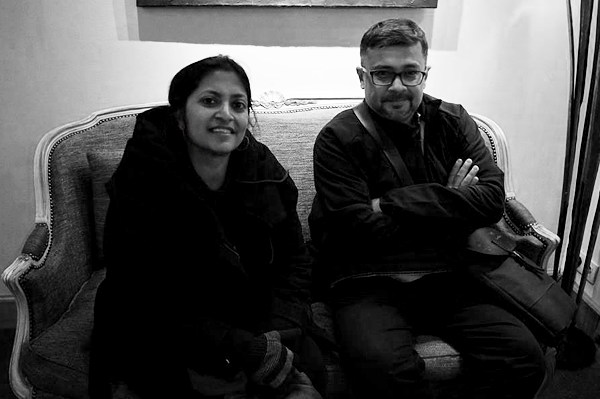 interview Bauddhayan Monalisa Mukherji Paris Image Cinema