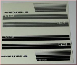 miniatures ford escort rs 1600i 1/18 éme 18606862664958a72e515ef5