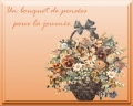 Un bouquet de pensees
