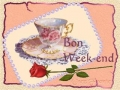 Bon week end de louise
