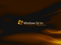 Windows 7 wallpaper 2 by the man who writes